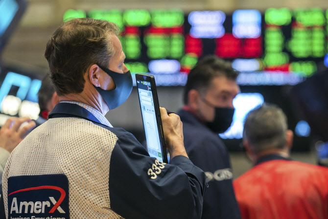 [뉴욕증시]미국 경제 회복에서 다우 S & P500의 최고 기록