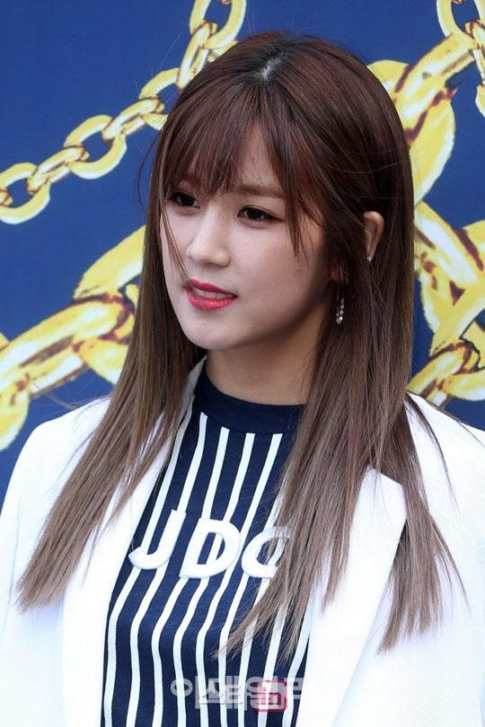 에이 핑크 박 초롱, 무고한 혐의로 기소 '사과'