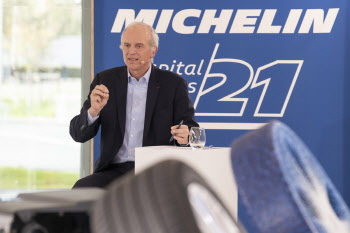 """미쉐린 """"2030년까지 완전 지속가능한 비즈니스로 전환"""""""