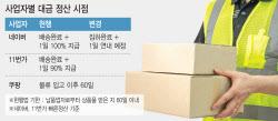 [단독] 네이버쇼핑, '집하완료' 빠른정산…쿠팡은 넘볼수없는 차이