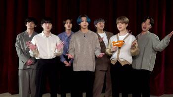 BTS `다이너마이트` MV, 10억뷰 돌파‥8개월만 기록