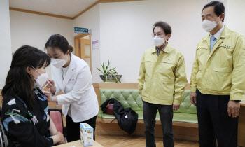 """조희연 """"불안하겠지만 백신 접종 적극 나서달라"""""""