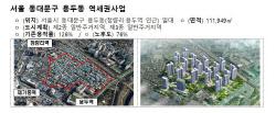 용두역·청량리역·수유12구역, 공공개발 '시동'