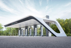 현대차그룹, 고속도로휴게소 12곳서 초고속 충전소 운영
