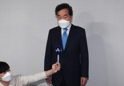 """'자가격리 해제' 이낙연 """"문자폭탄, 절제 지켜야 설득에 도움"""""""