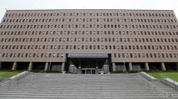 법무부 검찰국 직원 코로나19 확진…근무 층 폐쇄 조치