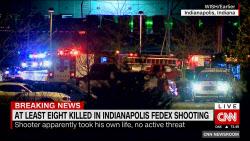 美인디애나폴리스 페덱스 창고서 총격사건…최소 8명 사망