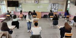 공무원 시험 열풍…코로나에도 20만명 몰렸다