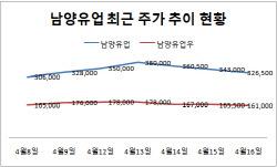 '자승자박' 남양유업…이틀 만에 시총 1200억 증발