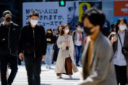 일본, 코로나19 신규 확진자 5일 연속 4000명대