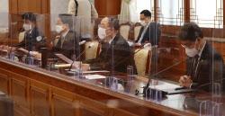 [포토] 홍남기 '부동산 투기의혹 수사협력 관련회의' 주재