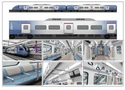GTX-A 철도차량 모습은?…전시회 확인하세요