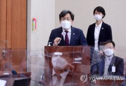 """원자력안전위원장 """"후쿠시마 오염수 안전하지 않아""""…모호한 발언 비판도"""