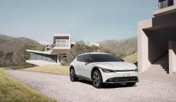 기아 EV6, 유럽 사전예약 7300대 돌파‥흥행 돌풍 예고
