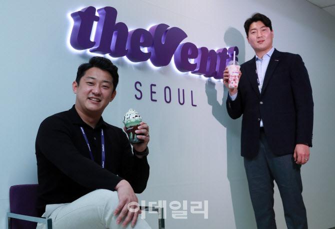 """""""'스벅 벤티'보다 더 큰 '더벤티'가 1500원…넉넉함 먹혔죠"""""""