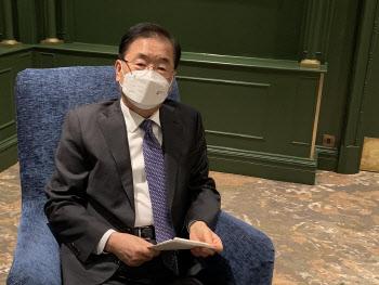 """정의용, 뉴질랜드 외교장관과 통화…""""日 원전 오염수 우려"""""""