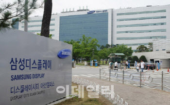 삼성D, '초고해상도 산화물 TFT' 개발 국책과제 주관기업 선정