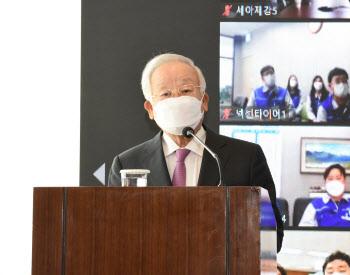 """손경식 경총 회장 """"한국노총, 파트너 돼 달라"""" 공개 제안"""