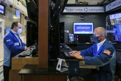 [뉴욕증시]시장 덮친 인플레..3대지수 2% 안팎 '와르르'