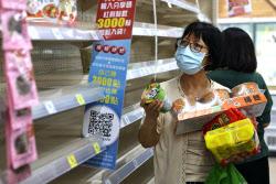 '방역모범국' 대만, 다시 봉쇄..이번주 1천명 신규확진