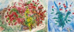 컬렉터 이건희의 취향… 샤갈 꽃그림 42억원에 팔렸다