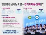 경기도, 日 오염수 무단방류 대응...자체 방사능 검사