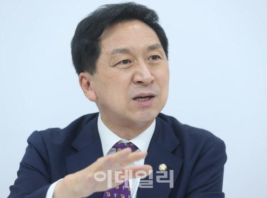 """김기현 """"재난지원보다 손실보상이 먼저"""""""