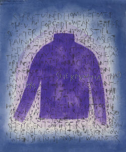 [e갤러리] 고립이 짠 스웨터…김지은 '이건 내 스웨터가 아니에요'