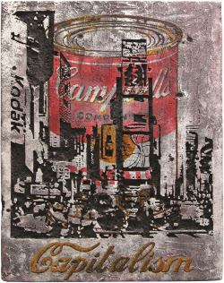 [e갤러리] 수프깡통이 지배하는 세상…이로 '캠벨#01'