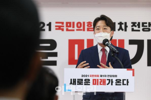 """이준석 """"대선 후보와 상의해 김종인 모셔오도록 노력"""""""
