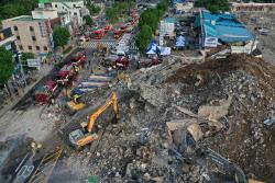 또 예고된 인재…17명 사상자 낸 '광주 건물 붕괴 참사'