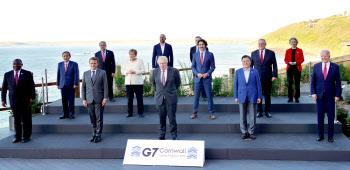 """G7 """"경기부양 충분히 오래 진행…미래 성장 지원"""""""