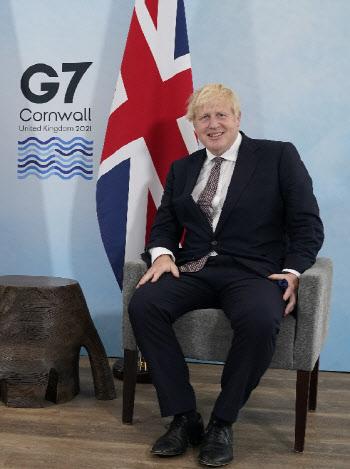 G7, 코로나19 백신 10억회분 빈국에 제공