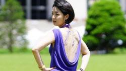 류호정 타투입법 위해 '눈썹 문신' 홍준표 찾아가