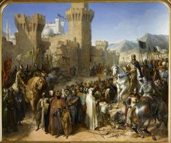 ②예루살렘 앞두고 진군 멈춘 '사자왕'…왜
