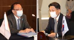 [포토]'한-일 북핵 수석대표 협의'