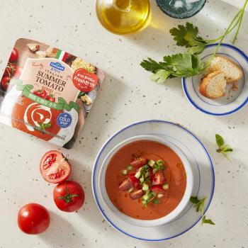 폰타나, 시원한 '썸머 토마토 수프' 출시
