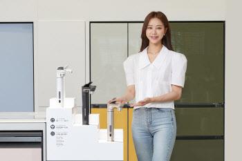 삼성 비스포크 정수기, 국내 판매 1만대 돌파