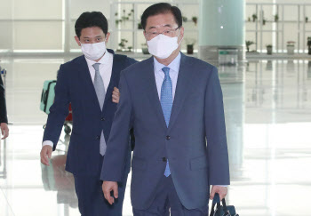 정의용, 베트남 주석·총리 예방…韓기업 애로사항 해소 요청