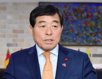 윤화섭 안산시장 벌금 150만원 선고…확정시 피선거권 상실(상보)