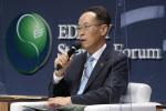 "[ESF 2021]박석범 ""기업의 향후 10년, ESG 스코어 보면 알아"""