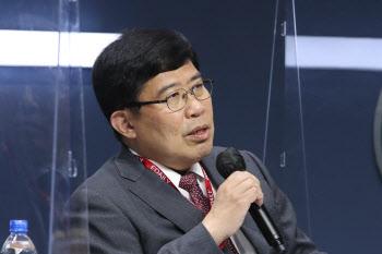 "[ESF 2021]윤창현 ""ESG, 평가기관과 기업이 갑을관계 되면 안돼"""