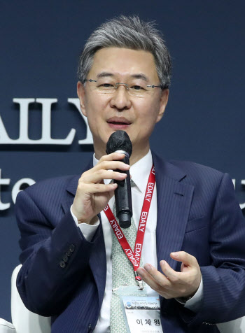 "[ESF 2021]이채원 ""ESG, 거스를 수 없는 대세…기업 기술혁신 필수"""