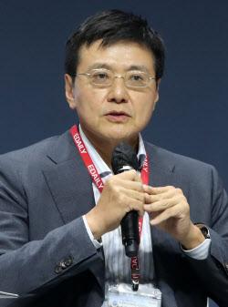 """[ESF 2021]김용현 """"ESG 평가가 중요…자체 평가시스템 마련"""""""