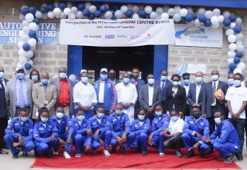 현대차, 케냐에 車정비교육 기관 '현대드림센터 케냐' 설립