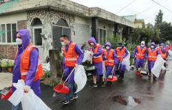 쿠팡 임직원, 덕평리 인근 마을 정화활동 실시