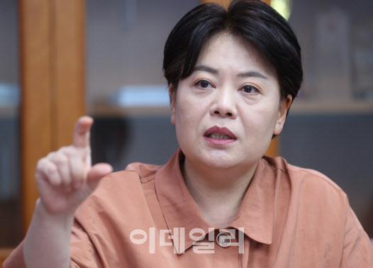"""①윤희숙 """"최저임금 급격 인상, 文대통령 '대선 청구서' 탓"""""""