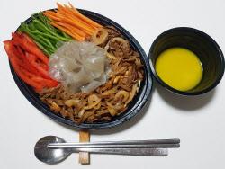 [내돈내먹]더위로 입맛 안 돈다면, 산뜻하게 '채소 양장피'
