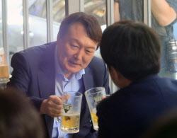 윤석열 아내, 정치할거면 이혼하고 하라고...