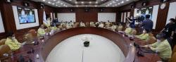 [포토] 중앙재난안전대책본부 회의